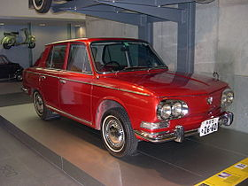 HINO Contessa 1300 at London Science Museum.jpg