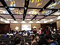 HKCEC Wan Chai North Filmart expo talk TV Live Esports Attack Workshop March 2018 LGM 01.jpg