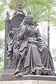 HK CWB Causeway Bay 維多利亞公園 Victoria Park 維多利亞女皇 Statue of Queen Victoria April 2017 IX1 09.jpg