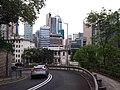 HK ML 香港半山區 Mid-levels 上亞厘畢道 no.1-3 Upper Albert Road yellow buildings April 2020 SSG 04.jpg