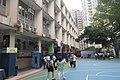HK SYP 聖類斯中學 St Louis School open day Nov 2017 IX1 Sport playground n visitors.jpg
