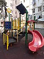 HK SYP 西環 Sai Ying Pun 德輔道西 Des Voeux Road West 西安里 Sai On Lane Children's Playground March 2020 SS2 01.jpg