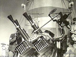 QF 2-pounder naval gun British naval gun