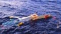 HMCS Bonaventure's downed Sea King.jpg