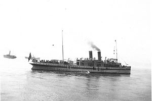 SS Dieppe (1905) - Image: HMHS Dieppe (1905)