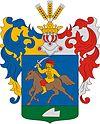 Huy hiệu của Sárrétudvari