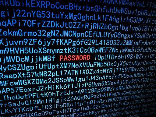 Your email password may not be secure.