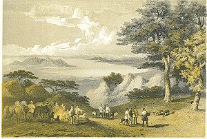 Wilhelm Heine - Image: Hakodate 1856