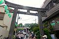 Hakusanjinja-bunkyoku-torii-June13-2015.jpg