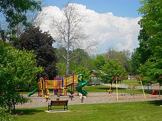 Thompsontown, Pennsylvania - Haldeman Park