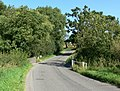 Hallaton Road near Horninghold, Leicestershire - geograph.org.uk - 537934.jpg