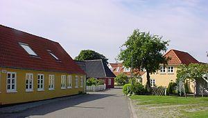 Hals, Denmark - Image: Hals in Denmark I