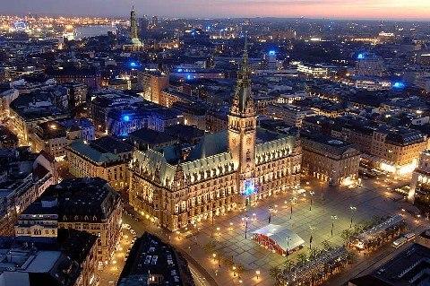 2. Hamburg