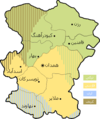 Hamedan Linguistic Map.png