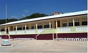 Education in Somalia - The Hammar Jab Jab School in Mogadishu.