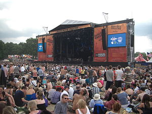 Calling Festival - The 2009 Hard Rock Calling festival.