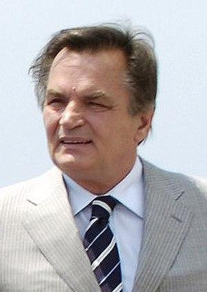Bosnian general election, 2006 - Image: Haris Silajdzic