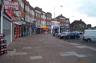 Belmont, Harrow Human settlement in England