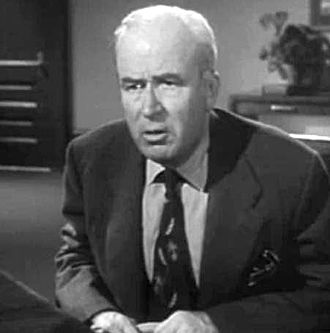Harry Shannon (actor) - Harry Shannon in 1950