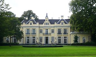 North Holland - Hartekamp villa in Heemstede