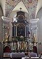Hauptaltar Pfarrkirche Sankt Philippus und Jakobus Oberndorf in Tirol-1.jpg