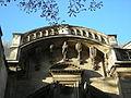 Haut du portail Sud de Saint-Germain-des-Près, Paris 2011.jpg