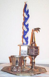 Havdalah Jewish religious ceremony