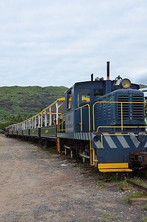 Hawaiian Railway Society - Image: Hawaii Railway Tour (15730040996)
