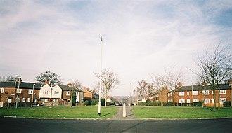 Hawksworth, Leeds - Image: Hawkie 099