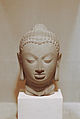 Head of Buddha statue at National Museum, New Delhi.jpg