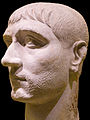 Head of Maxentius from Dresden Colosseum Rome Italy (cropped).jpg