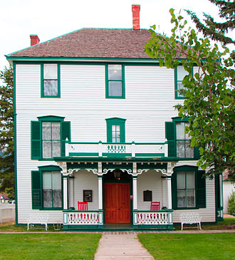 Leadville Historic District - Healy House