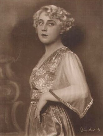 Hedda Vernon - Vernon during the 1910s