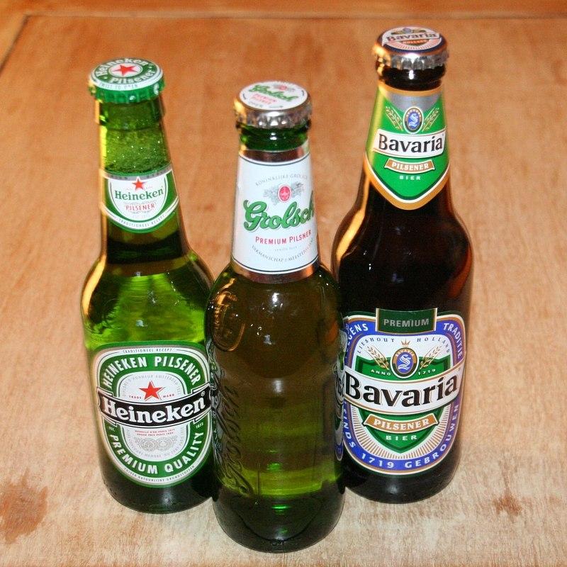 Heineken-Grolsch-Bavaria
