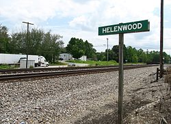 Helenwood, Tennessee.