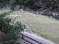 Helipad - Inkaterra Machu Picchu Pueblo Hotel and Nature Reserve - Aguas Calientes, Peru (4876287138).jpg
