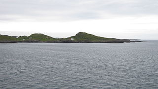 island group in Bodø, Norway