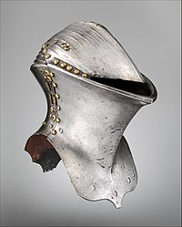 Helm for the Joust of Peace (Stechhelm) MET DP271142.jpg