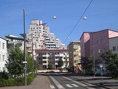 Helsinki Alueittain