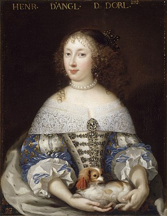 Descendants of Philippe I, Duke of Orléans - Princess Henrietta-Anne of England Philippe's first wife