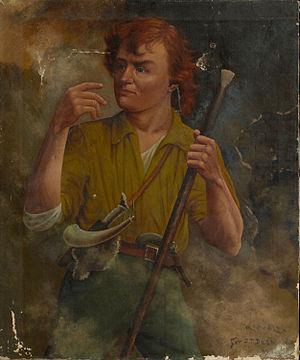 Henry Karnes - Image: Henry Arthur Mc Ardle Portrait of Henry W. Karnes, ca.1905
