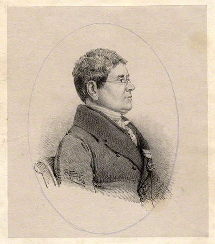 Sir Henry Ellis, 1836 lithograph by Henry Corbould. Henry Ellis.jpg