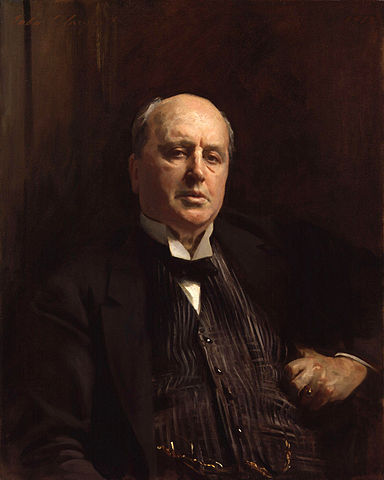 """""""Henry James by John Singer Sargent cleaned"""" by John Singer Sargent (died 1925) - National Portrait Gallery, London: NPG 1767While Commons policy accepts the use of this media, one or more third parties have made copyright claims against Wikimedia Commons in relation to the work from which this is sourced or a purely mechanical reproduction thereof. This may be due to recognition of the """"sweat of the brow"""" doctrine, allowing works to be eligible for protection through skill and labour, and not purely by originality as is the case in the United States (where this website is hosted). These claims may or may not be valid in all jurisdictions.As such, use of this image in the jurisdiction of the claimant or other countries may be regarded as copyright infringement. Please see Commons:When to use the PD-Art tag for more information.See User:Dcoetzee/NPG legal threat for more information.This tag does not indicate the copyright status of the attached work. A normal copyright tag is still required. See Commons:Licensing for more information.English