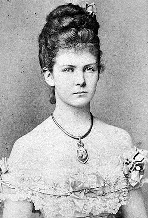 Princess Elisabeth Anna of Prussia - Image: Her Royal Highness The Hereditary Grand Duchess of Oldenburg