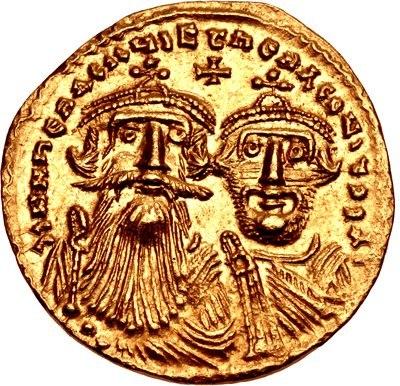 Heraclius 629-632