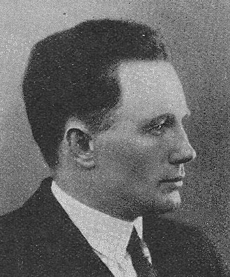 Minister of Justice and Ecclesiastical Affairs (Iceland) - Image: Herman Jonassón