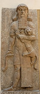 Gilgamesh Sumerian ruler and protagonist of the Epic of Gilgamesh