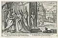 Het huwelijk van Aeneas en Lavinia Speculum Aeneidis Virgilianae (serietitel), RP-P-OB-16.029.jpg