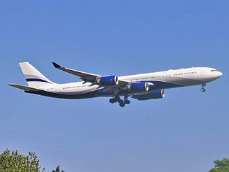 Hi Fly (airline) - Hi Fly Airbus A340-500