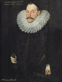 Francis Hynde 16th-century English politician